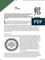El Tai Chi y El Libro de Lo..