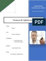 TECNICAS_OPTIMIZACION