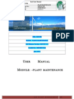 End User Manual Fleet Management