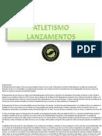ATLETISMO - LANZAMENTOS
