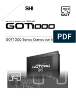GOT1000 Connections Manual