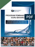 Modul Program Pembangunan Guru Baharu (PPGB) edisi 3 Tahun 2014