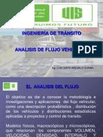 Analisis de Flujo Vehicular