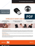 DWA-131 - WIRELESS N NANO USB ADAPTER