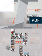 TST Flaw Detection Technology - Brochure