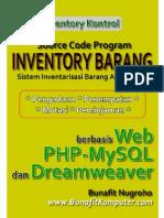 Aplikasi Web Inventory Barang Inventarisasi Aset Kantor
