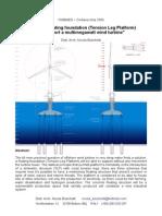 Offshore Floating Foundation- Tension Leg Platform