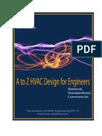 187506750 AZ HVAC Design Ed2 Preview
