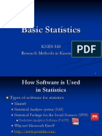 06 - Basic Statistics