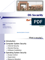 Lecture 12 Operating System Security by Rab Nawaz Jadoon2