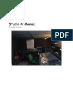 Studio A' Manual