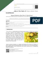 Antibacterial Careya Arborea
