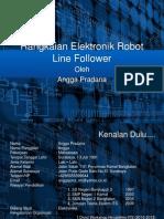 pelat wS mikrokontroler dan aplikasi pada line follower