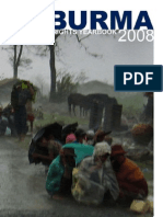 Burma Human Rights Yearbook 2008