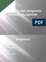 Komplikasi dan prognosis keratokonjungtivitis.pptx