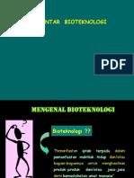Bioteknologi Umum