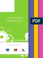 Comportamento Organizacional - Manual Técnico Do Formando