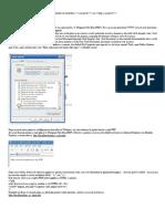 Primul Exemplu in Crearea Unui Script PHP