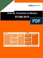 36814122 Guia Transicion Modelo Efqm 2010