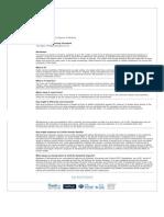 Pollutant Fact Sheet