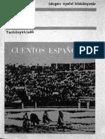 Cuentos Espanoles
