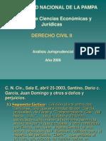 Anàlisis Jurisprudencial-Caso Santini