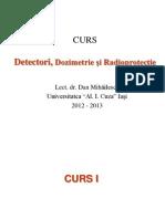 dozimetrie CURS I