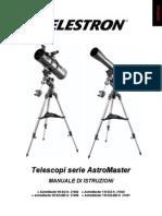 Astro Master EQ130 Guide (Italian)