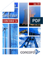 "Concord 51 Presents ""Waking Up to America's Energy Future"""