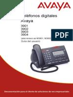 Manual Telefonico Digital AVAYA Mod. M3900.pdf