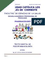 Psicofarmacología -Texto Completo
