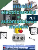 Manualul Electricianului Si Automatistului Modern Rev. 1.71