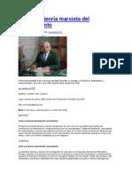 2008 Lenin y La Teoría Marxista Del Conocimiento