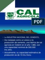 Charla Sobre Cal Agricola