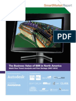 2012 Bim Smartmarket Report Business Value of Bim in North America