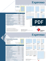Tabela Publicidade Expresso 2013