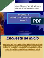 4 - 1 Internet y Redes 2012 - Nivel 2-1