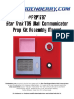 PRP1787-ToS Wall Communicator Prop Assembly