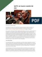 2012 Carta Abierta 12 Un Nuevo Cuento de Política Ficción