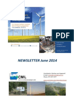 Newsletter Minor Sustainable Development - June 2014