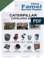 Catalogo Filtros Famel Caterpillar Revmar 09