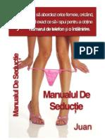 Juan - Manualul de Seductie