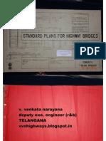 Standard Plans for Highway Bridges Vol Iii_concrete T_beam Bridgesa