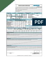Reporte Diario 14004rdi140526hrm- Equipos de Acero Fabricado en Taller - Equipo Mecánico – Sociedad Minera Cerro Verde - Esmetal Sac