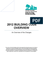 2012 Building Code Overview (1)