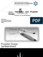 Propeller - Blade Element Theory (2)