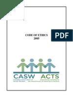 casw code of ethics