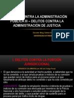 d. Penal 3 - 11 (II). Delitos Contra La Adm. Púb. III