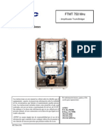 Manual Antec FTMT 750 Mhz