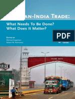 Pakistan-India Trade